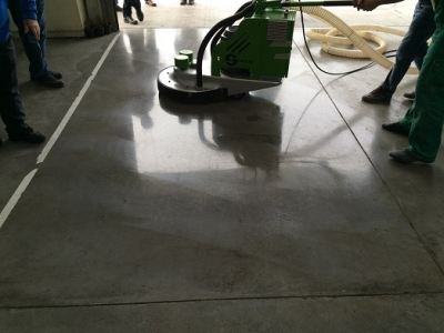 We have started to bright Concrete Manufacturing.
